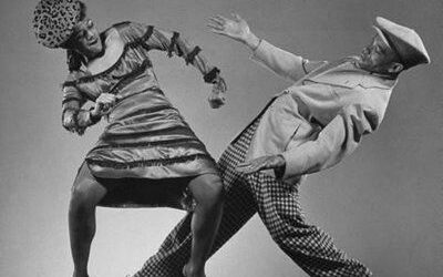 Angularity & Asymmetry in African American Art & Dance