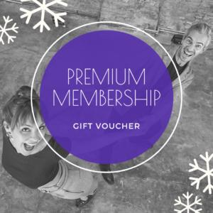 Premium membership gift voucher - The Blues Room