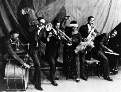 Ma Rainey Jazz Band - Discover the Blues Blog - The Blues Room
