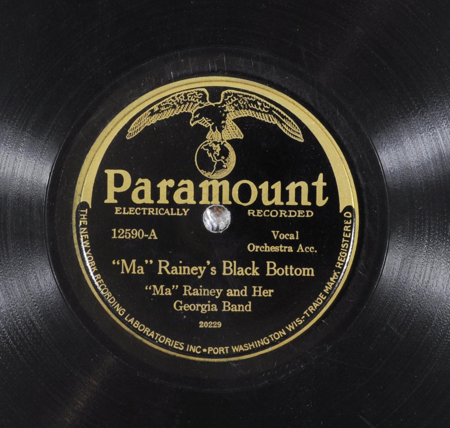 Ma Rainey Blog - The Blues Room