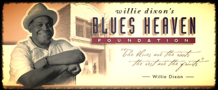 Willie Dixon - Discover The Blues Blog - The Blues Room